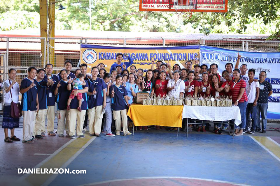 IN PICTURES: UNTV Medical Mission in Lemery, Batangas